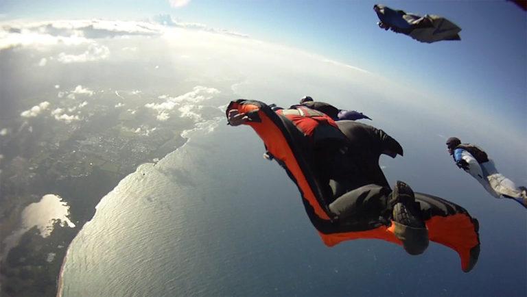 Pilotage d'entreprise : la finesse nécessaire du wingsuit ?