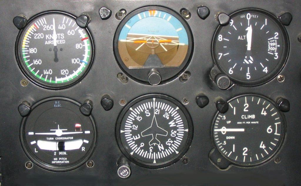 Instrument de pilotage